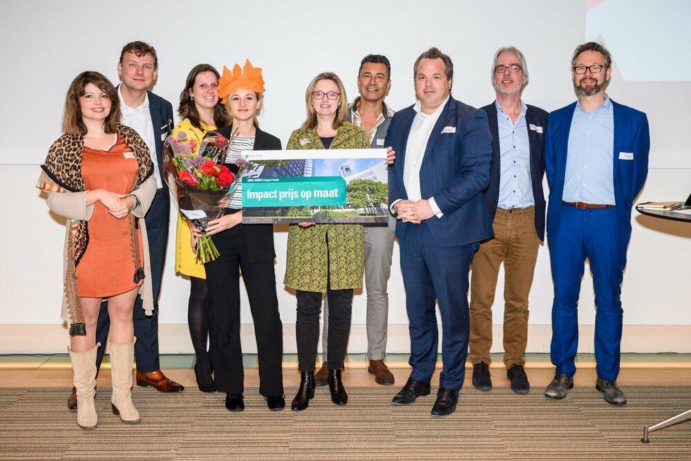Liliane Fonds wint Impact Challenge Award 2019